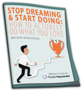 Stop Dreaming and Start Doing- How to Actually Do What You Love_icon